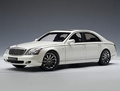 Maybach 57 S wit  white 2005 1/18