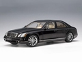 Maybach 57 S zwart black 2005 1/18