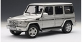 Mercedes Benz G 500 zilver silver 2012 1/18