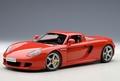 Porsche Carrera GT rood red 1/18