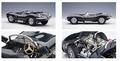 Jaguar XK-SS 1956 Groen Steve Mc Queen private collection 1/18