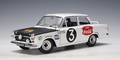 Ford Cortina GT MKI 1964 Huges Young #3 Rally Safari 1/18