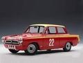 Lotus Cortina MKI 1964 Budapest # 22 Sir John Whitemore 1/18