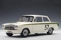 Lotus Cortina MKI 1964 Crystal Palace saloon winner # 57 1/18