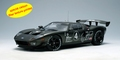 Ford GT LM Spec II test car carbon zwart black # 4 1/18