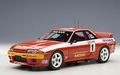 Nissan Skyline GT-R r32 Barhurst winner 1992 Shell #1 1/18
