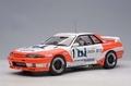 Nissan Skyline  GT-R r32 group A 1993 Unisia # 1 Dunlop 1/18