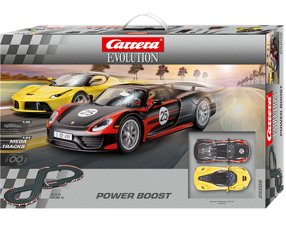 Carrera Power boost 1/32