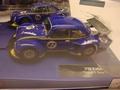 VW Volkswagen Kever Blauw Blue #47 Group 5 race1 1/32