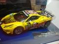 Ferrari 458 GT2 JMW Motorsports # 66 Dunlop 2011 1/32
