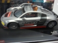 Audi R8 Safetycar with flashing lights 1/24