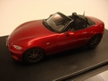 Mazda MX 5 Rood Red 2016 1/43