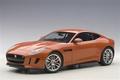 Jaguar F-Type Coupe 2015 R Oranje metallic orange 1/18
