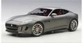 Jaguar F-Type Coupe 2015 R mat grijs - grey 1/18
