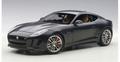 Jaguar F-Type Coupe 2015 R mat zwart - black 1/18