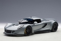 Hennessy Venom GT grijs grey 1/18