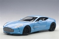 Aston Martin ONE-77  Blauw Tiffany Blue 1/18