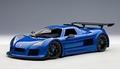Gumpert Apollo S  Blauw  blue 1/18