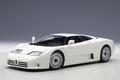 Bugatti EB 110 GT Wit White 1/18