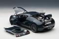 Bugatti Veyron 16,4 super sport Donker blauw - dark blue 1/18
