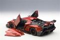 Lamborghini Veneno rood  red 1/18