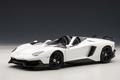 Lamborghini Aventador J wit  white 1/18