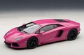 Lamborghini Aventador LP700-4  Rose - Pink 1/18
