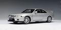 Nissan Skyline GT-R R33 V-Spec zimver  sonic silver 1/18