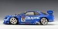 Nissan Skyline JGTC 2002 Calsonic # 12 1/18