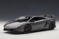 Lamborghini Gallardo LP570 Supertrofeo Stradale Grijs -Grey 1/18