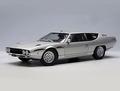 Lamborghini Espada zilver silver  1/18