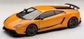 Lamborghini Gallardo LP570-4 Superleggera Arancio Borealis 1/18