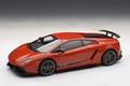 Lamborghini  Gallardo LP570-4 Superleggera Rood  - Red 1/18