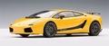 Lamborghini Gallardo Superleggera  Giallo Midas 1/18