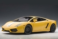 Lamborghini Gallardo LP550-2 Balboni Giallo Midas 1/18