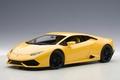 Lamborghini Huracan LP610-4  Parel Geel - Paerl Yellow 1/18