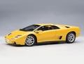 Lamborghini Diablo 6,0  Geel  Yellow 1/18