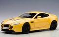 Aston Martin V12 Vantage S 2015 Geel tang Yellow 1/18