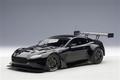 Aston Martin Vantage V12 GT3 2013 Zwart  Black 1/18