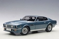 Aston Martin V8 Vantage  1985 Blauw chichester Blue 1/18