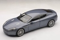 Aston Martin Rapide Blauw concours Blue 1/18