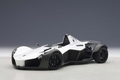 Bac Mono Wit White 1/18