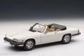 Jaguar XJ-S Cabrio Wit White  1/18