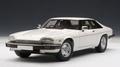 Jaguar XJ-S Coupe  Wit White  1/18