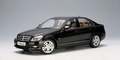 Mercedes Benz C Class Limousine Avantgarde Zwart  Black 1/18