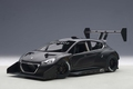 Peugeot 208 T16 Pikes Peak race car 2013 Zwart Black 1/18