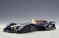 Red Bull X2014 Fan Car  Red Bull color 1/18