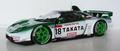 Honda NSX JGTC 2004 Takata Dome # 18 1/18