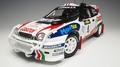 Toyota Corolla WRC '99 D Auriol/D Giraudet # 4 Castrol 1/18