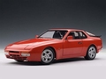 Porsche 944 Turbo Rood Red 1/18